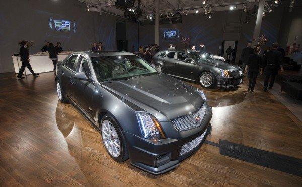 обзор Cadillac CTS