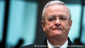 Бывший глава VW Мартин Винтеркорн