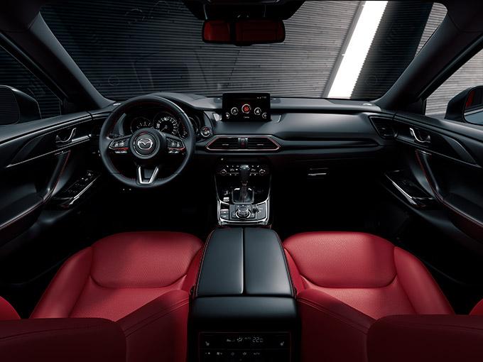 Mazda CX-9 Noir