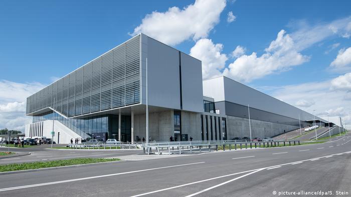 Factory 56: новый завод по выпуску легковых Мерседесов S-класса в Зиндельфингене