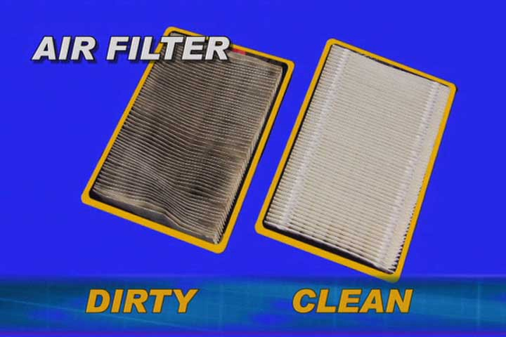 Proper Engine Air Filter Maintenance.