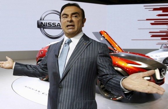 Ghosn agrees to resign as Renault chairman and CEO