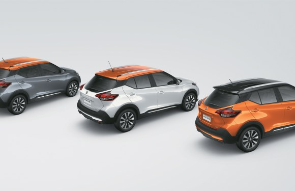 Kick-start your creativity with the all new Nissan KICKS from Arabian Automobiles