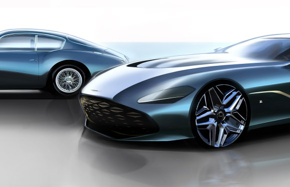 DBZ CENTENARY COLLECTION:FIRST GLIMPSE OF DBS GT ZAGATO