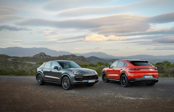 New body variant added to the SUV rangePorsche presents the Cayenne Coupé