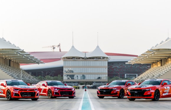 Chevrolet Adds the 2019 Camaro ZL1 to the Chevrolet Experiences at Yas Marina Circuit