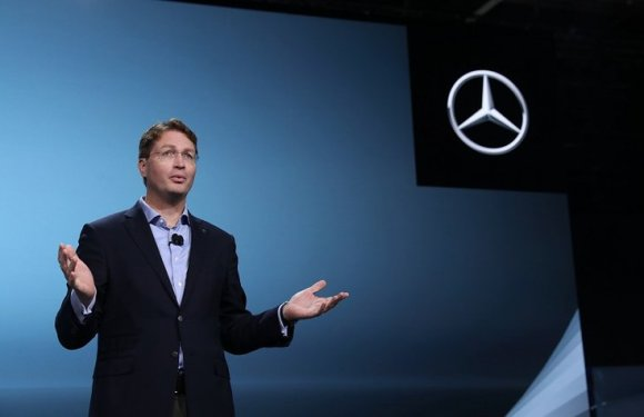 Daimler's new CEO touts green strategy