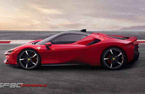 Ferrari SF90 Stradale sets new high mark for power