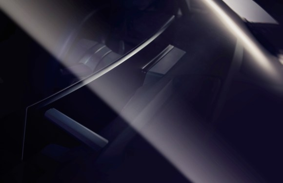 Distinctive, high-quality and homogeneous the Curved Display in the BMW iNEXT