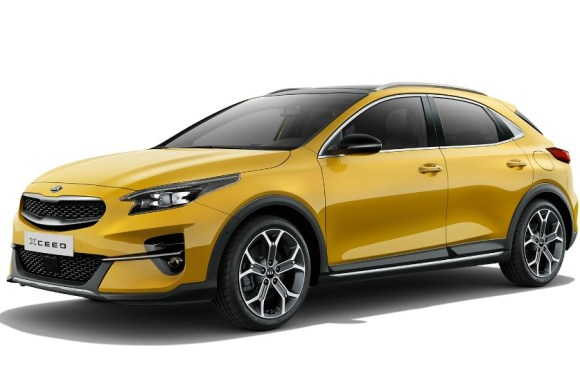 Kia adds sporty coupe crossover to Ceed lineup