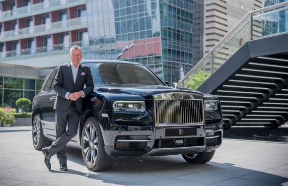 ROLLS-ROYCE MOTOR CARS MIDDLE EAST AND AFRICA CELEBRATES STRONG GROWTH IN 2019