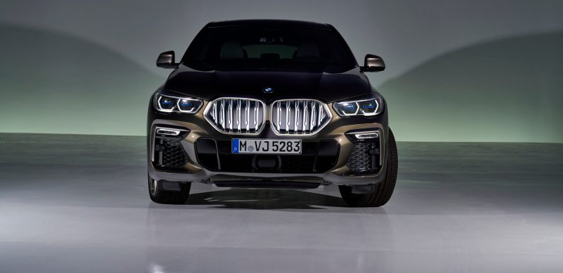 Al Jenaibi International Automobiles launches all-new BMW X6 to SAV market across Oman