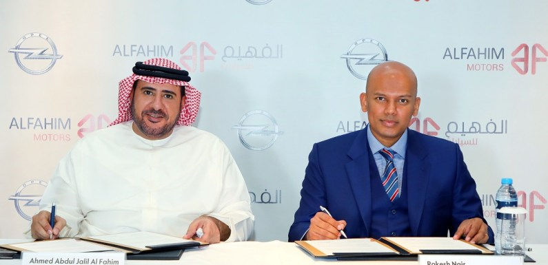 Al Fahim group aims to extend their footprint in the UAE by acquiring distribution of Opel cars