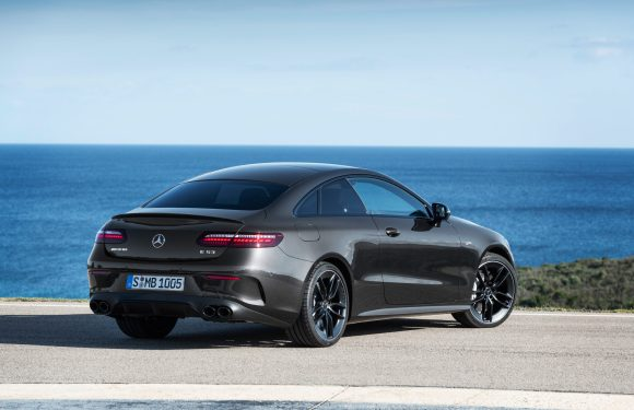The new Mercedes-Benz E-Class Coupé and Cabriolet: More brand identity, more sportiness, more individuality