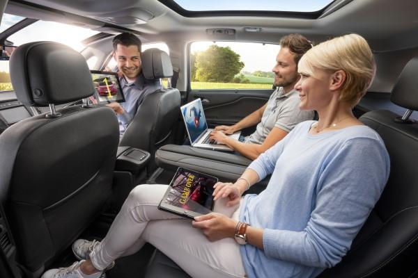 Все пассажиры будут чувствовать себя комфортно.