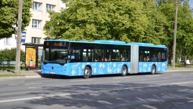 Photo of Новые автобусы в Пярну