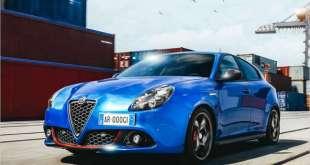 Новая версия Alfa Romeo Giulietta Sport