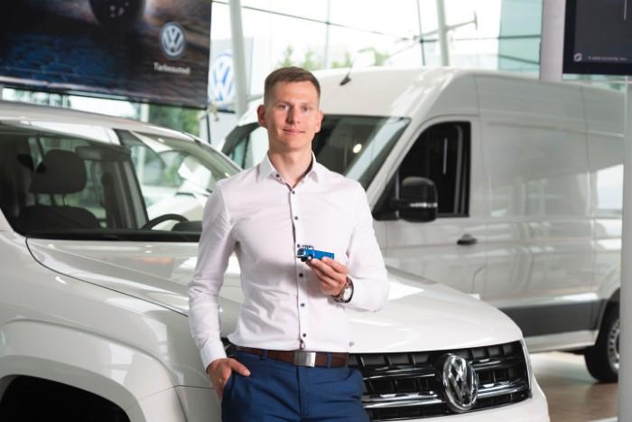 В мире коммерческих автомобилей сегодня по-прежнему основным типом двигателя остается дизельный двигатель, говорит Маргус Вийлеберг.