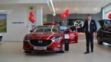 Photo of Обновленная Mazda6