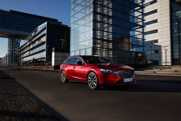 Новая Mazda6 заслужила высшую оценку на тестах безопасности.