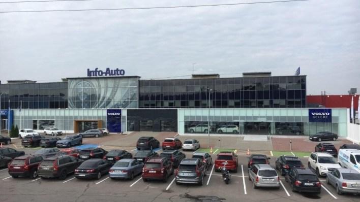 Фирмы infoauto - один из ведущих автодилеров Эстонии.