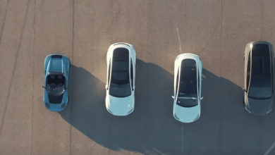 Photo of Видео: все модели Tesla сравнили в гонке по прямой