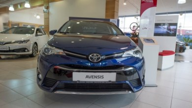 Photo of Toyota Avensis покидает Эстонию