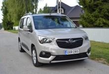 Photo of Семейный каблучок Opel Combo Life