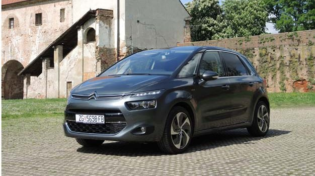 Citroën C4 Picasso 1,6 THP Exclusive