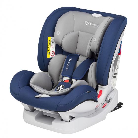 kidwell autostoeltje Isofix Spot groep 0+ 3 blauw/grijs