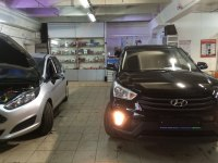 Тонирование Hyundai Creta