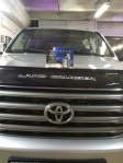 Установка Pandora DX-50 на Toyota Land Cruiser 200