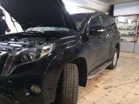 Установка  Pandora DXL-3910 на Toyota LC150
