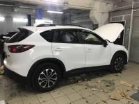 Шумоизоляция салона Mazda CX-5