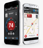 Escort radar detector live app