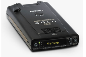 Best radar detectors escort solo s3 cordless
