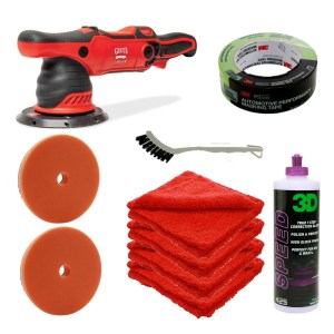 Griots G9 All-In-One Polishing Kit