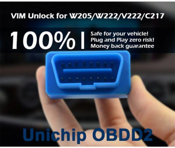 NTG5.5 VIM Unlock OBD2 Tool
