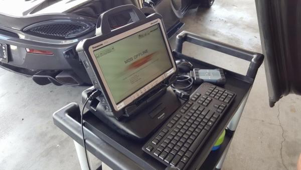 mclaren mds diagnostic tools