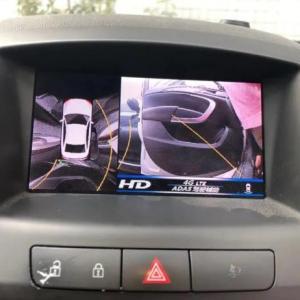 Unichip Backup Camera OEM Integrated