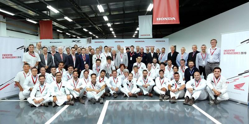Honda Motor de Argentina invierte $120 millones en su planta de campana