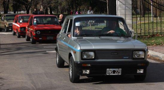 Rally Copa Amistad CAdeAA y Fiat Clásicos