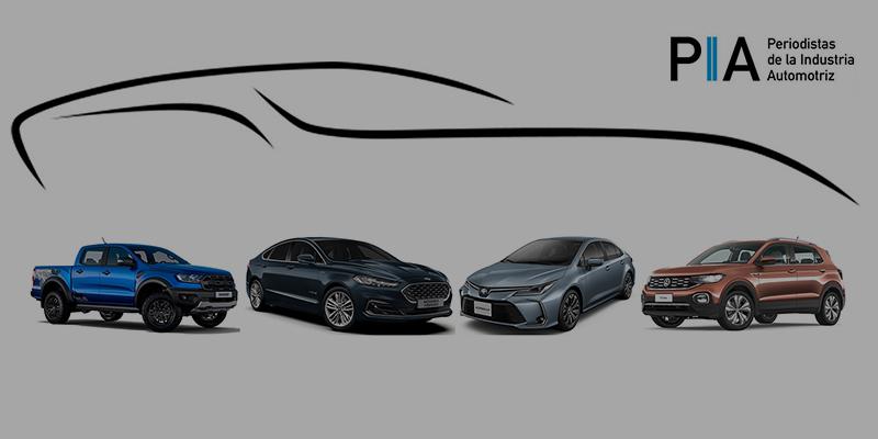 Premios PIA. Los mejores autos del año según los periodistas