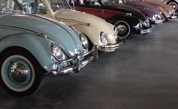 La fiesta de los Volkswagen refrigerados por aire