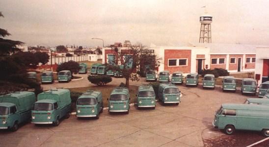 40 años de Volkswagen Argentina