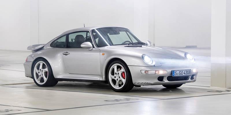 Porsche 911 serie 993
