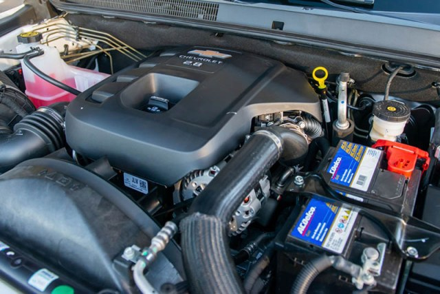 General Motors lanzó la nueva Chevrolet S-10