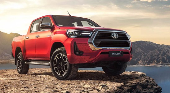 Toyota Argentina presentó la nueva Hilux