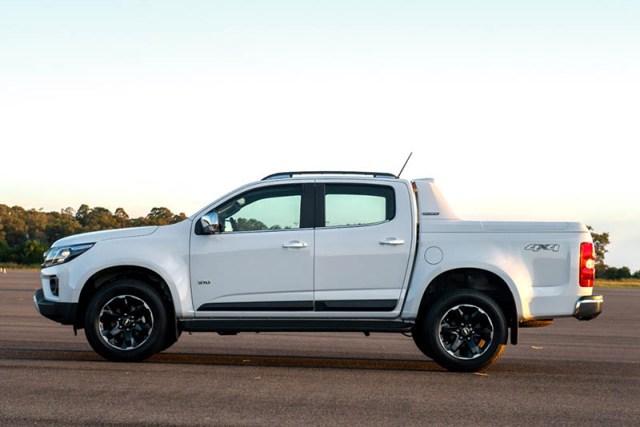 General Motors lanzó la nueva Chevrolet S-10 con la mayor conectividad del segmento.