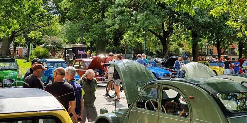 20º aniversario del Citroën Club Buenos Aires